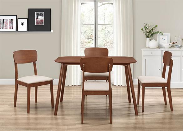 Wooden furniture dining set